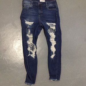 Jeans worn once